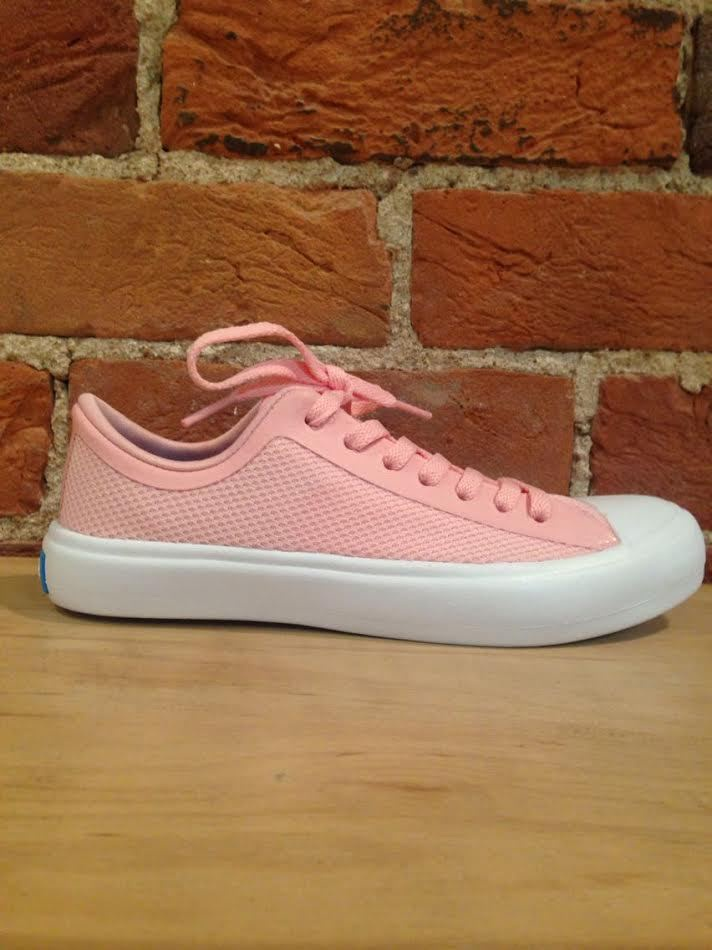 PEOPLE FOOTWEAR - THE PHILLIPS ROSEHIP PINK/YETI WHITE