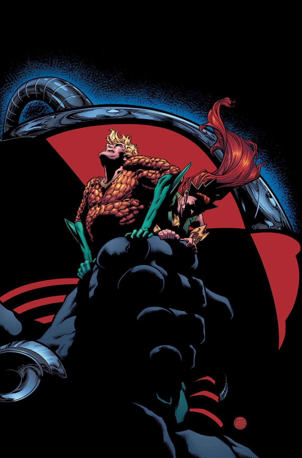 Aquaman Vol 02 Black Manta Rising (Rebirth)