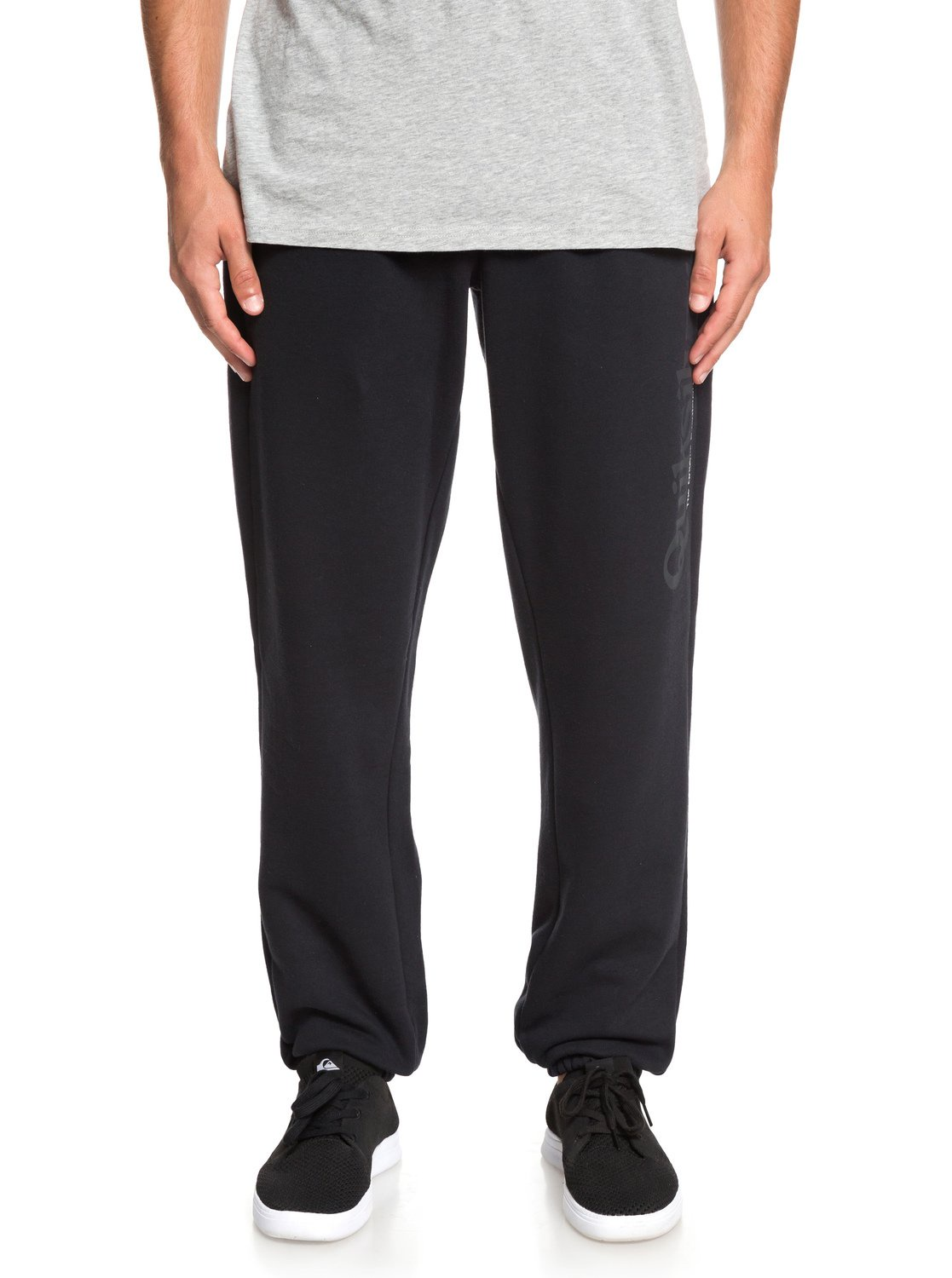 24937ac0 Quiksilver Track Pant Screen - Black - Out There Surf