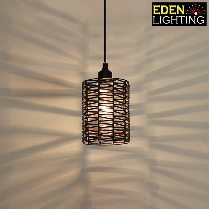 7551 150mm cathy lamp shade woven lamp shades eden lighting previous aloadofball Image collections