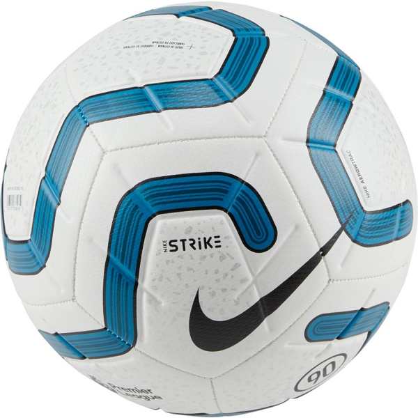Nike Premier League Strike Ball White/Blue/Black