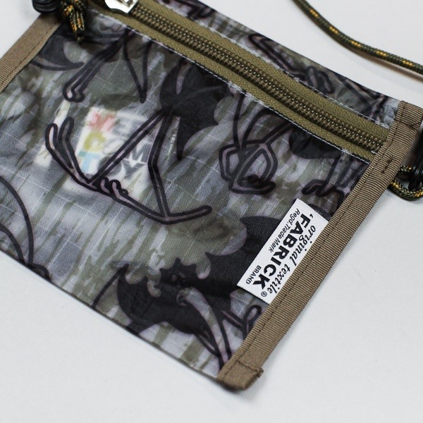 Gasius x Fabrick® Pterodactylus 2-Way Pouch