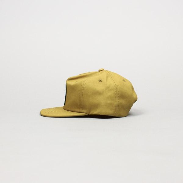 Pass~Port Fowl Cap Mustard