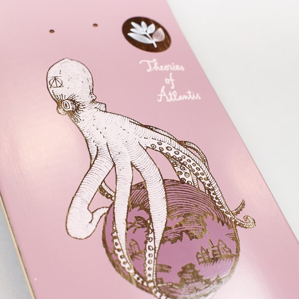 """Magenta T.O.A. 10 Years Deck 8.4"""""""