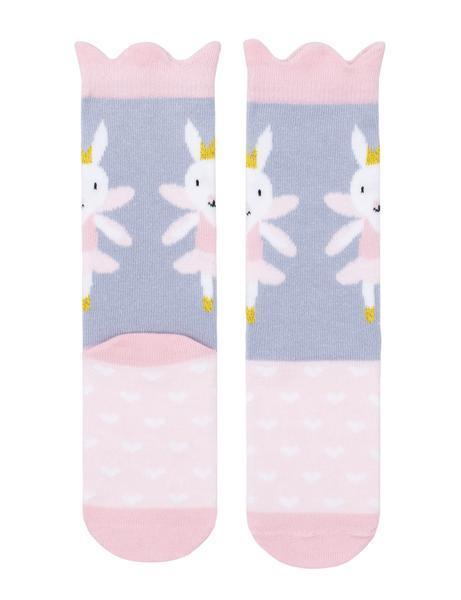 Fairy Bunny Midi Socks