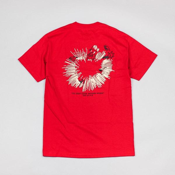 Pass~Port & TFT Insides Warm Tshirt Red