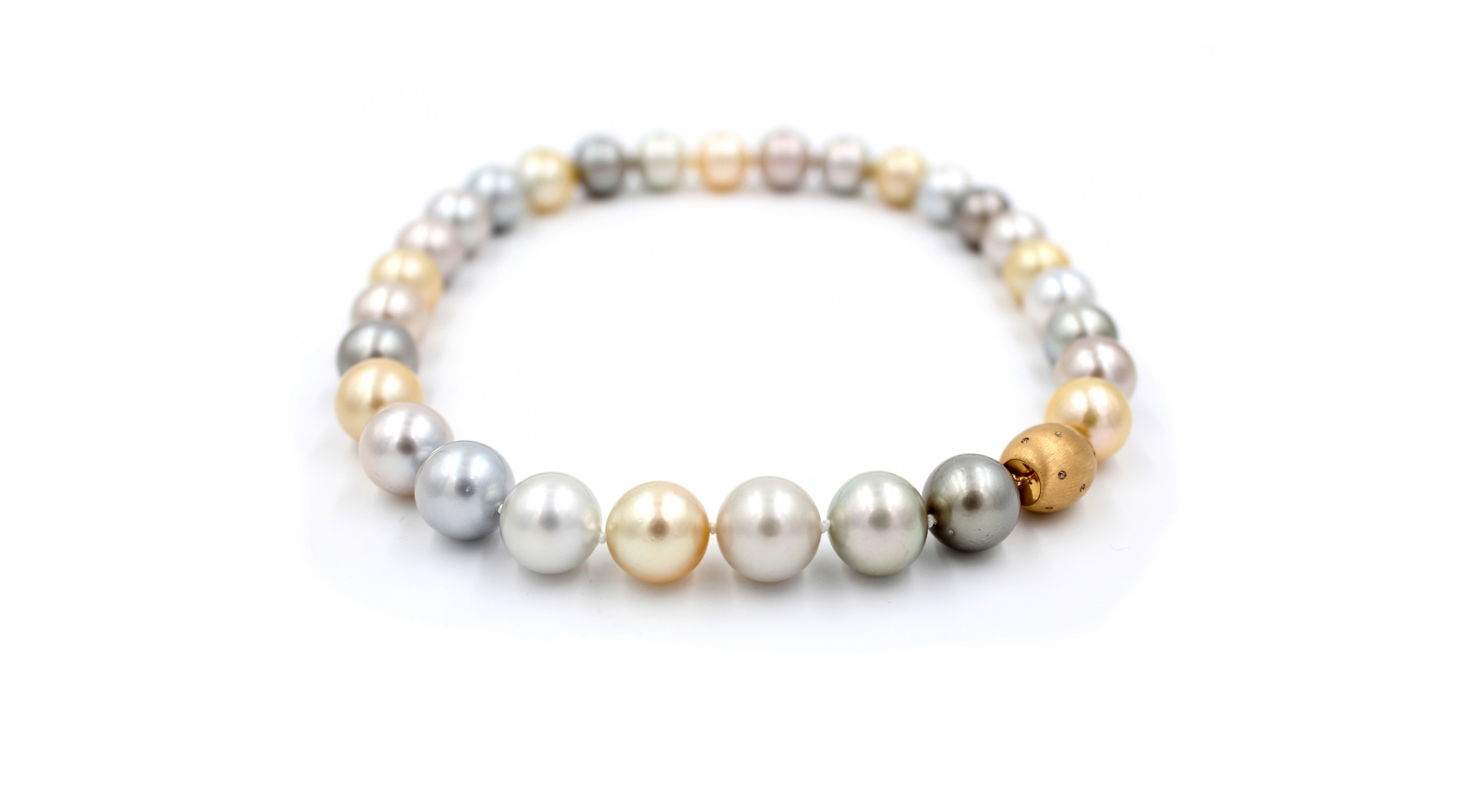 Variety South Sea Pearl Necklace