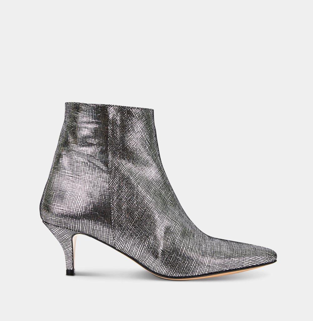 Ivy Lee Copenhagen Bambi Metallic Boots