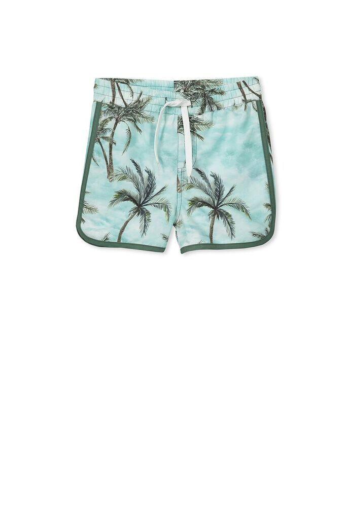 Milky PalmsSS17 Board Shorts