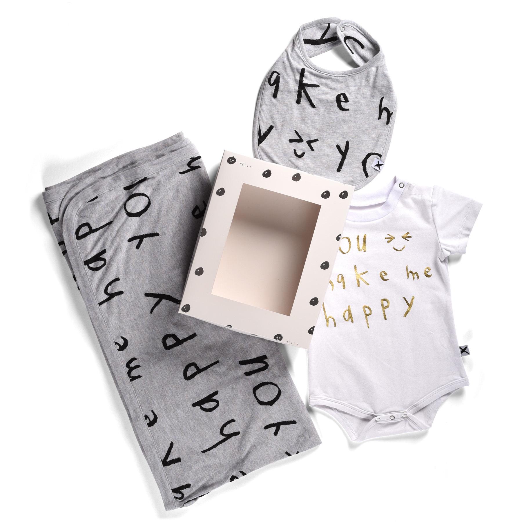 Minti You Make Me Happy Gift Pack