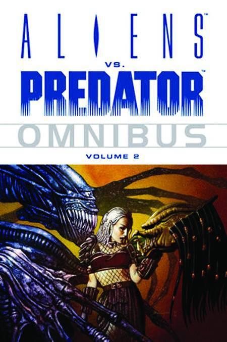 Aliens vs Predator Omnibus Vol 02