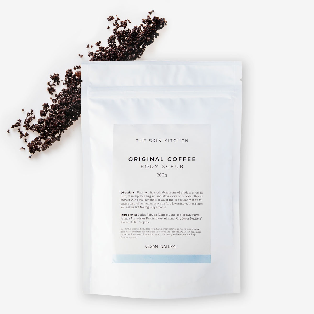 ORIGINAL COFFEE BODY SCRUB