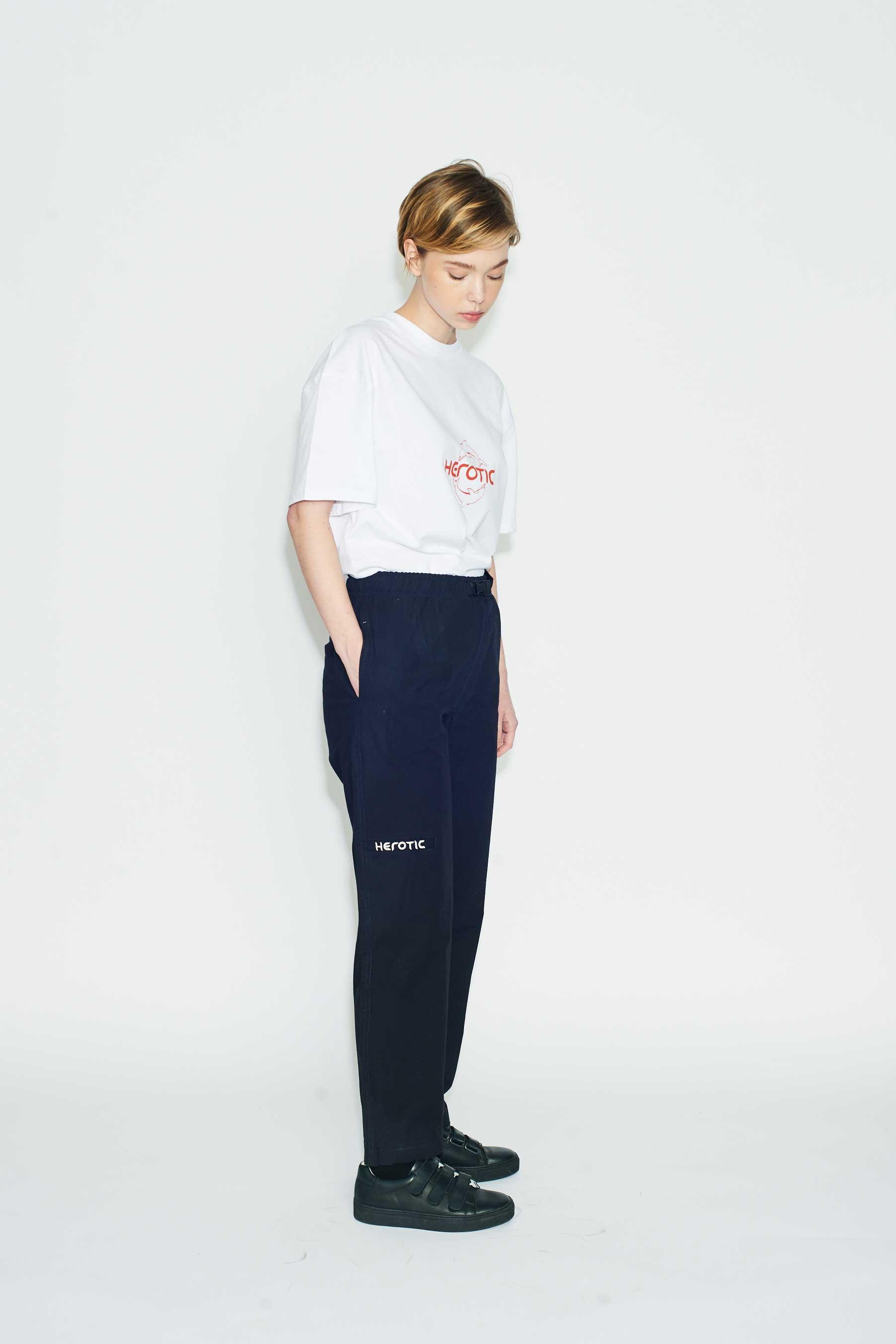 Herotic - Dolphin Pants - Black Navy