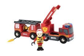 EMERGENCY FIRE ENGINE