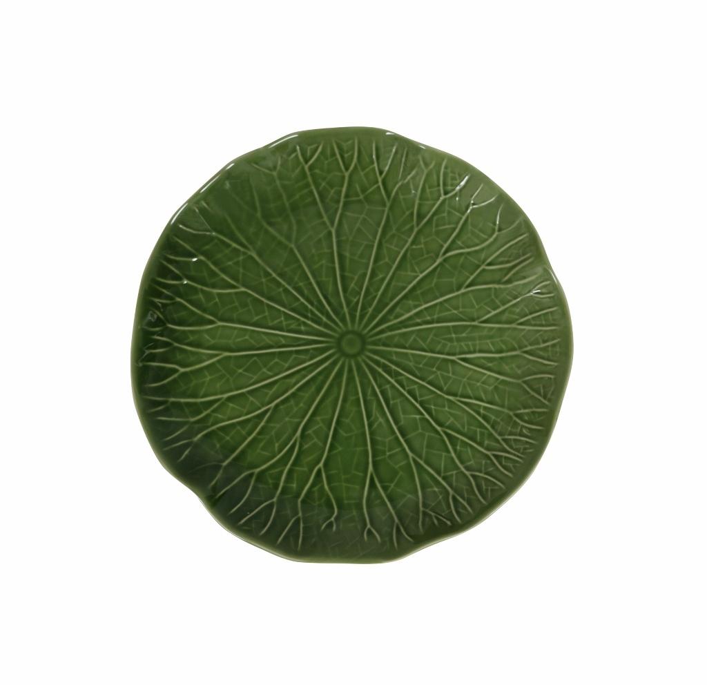CC Interiors Jardin Leaf Plate Medium