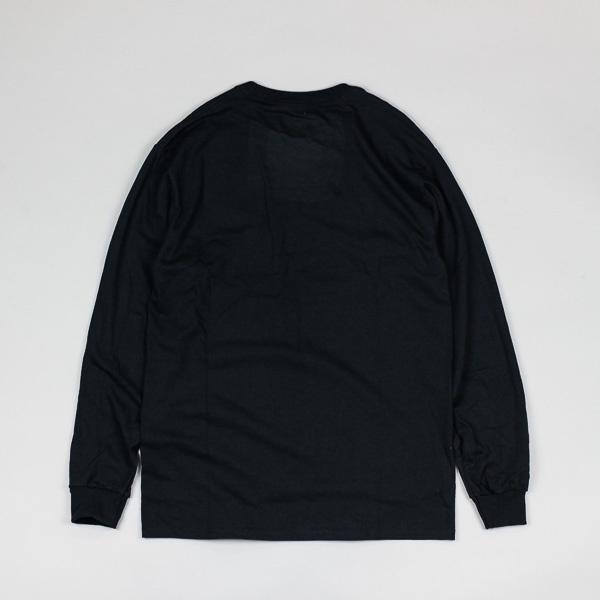 Evisen Tuna Sushi LS Tshirt Black