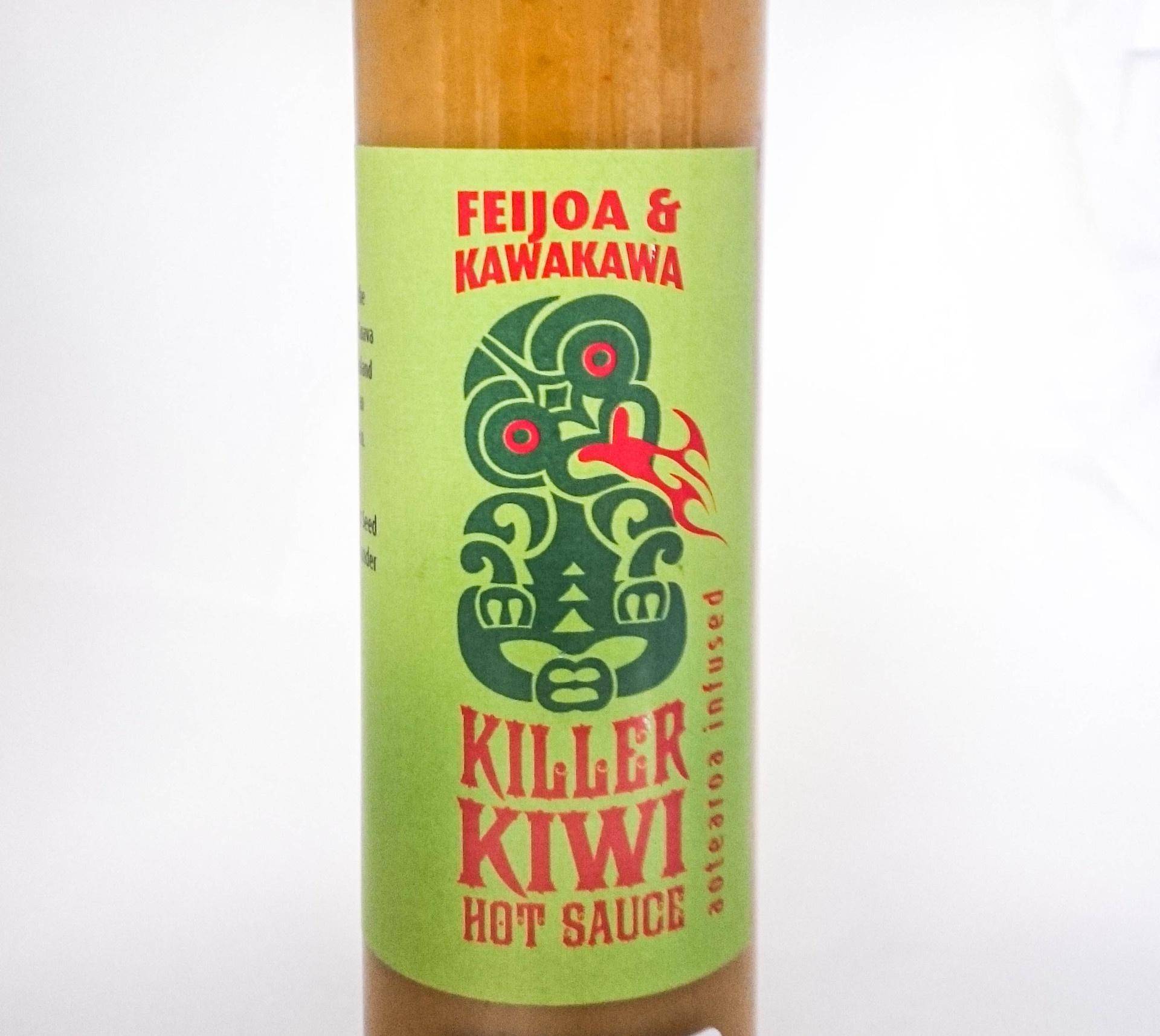 Killer Kiwi Hot Sauce