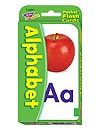 T 23001 ALPHABET POCKET FLASH CARDS