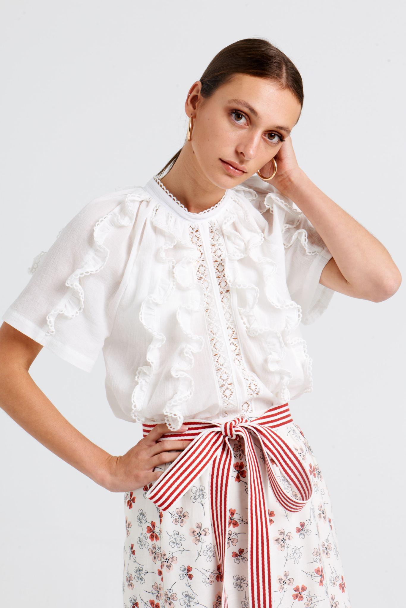 Le Stripe Love Shirt