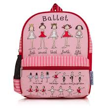 BACKPACK BALLET