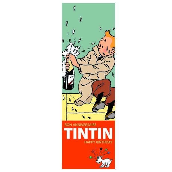 Tintin Anniversary Perpetual Calendar