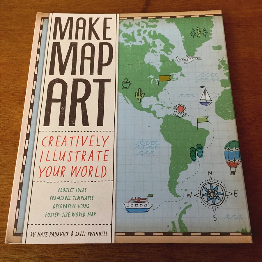 Frameable World Map.Make Map Art Paper Play Saker Stationery