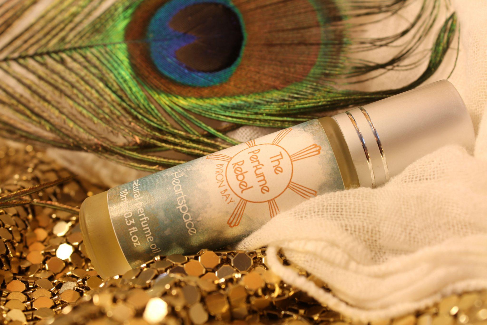 Natural Perfume - Heartspace