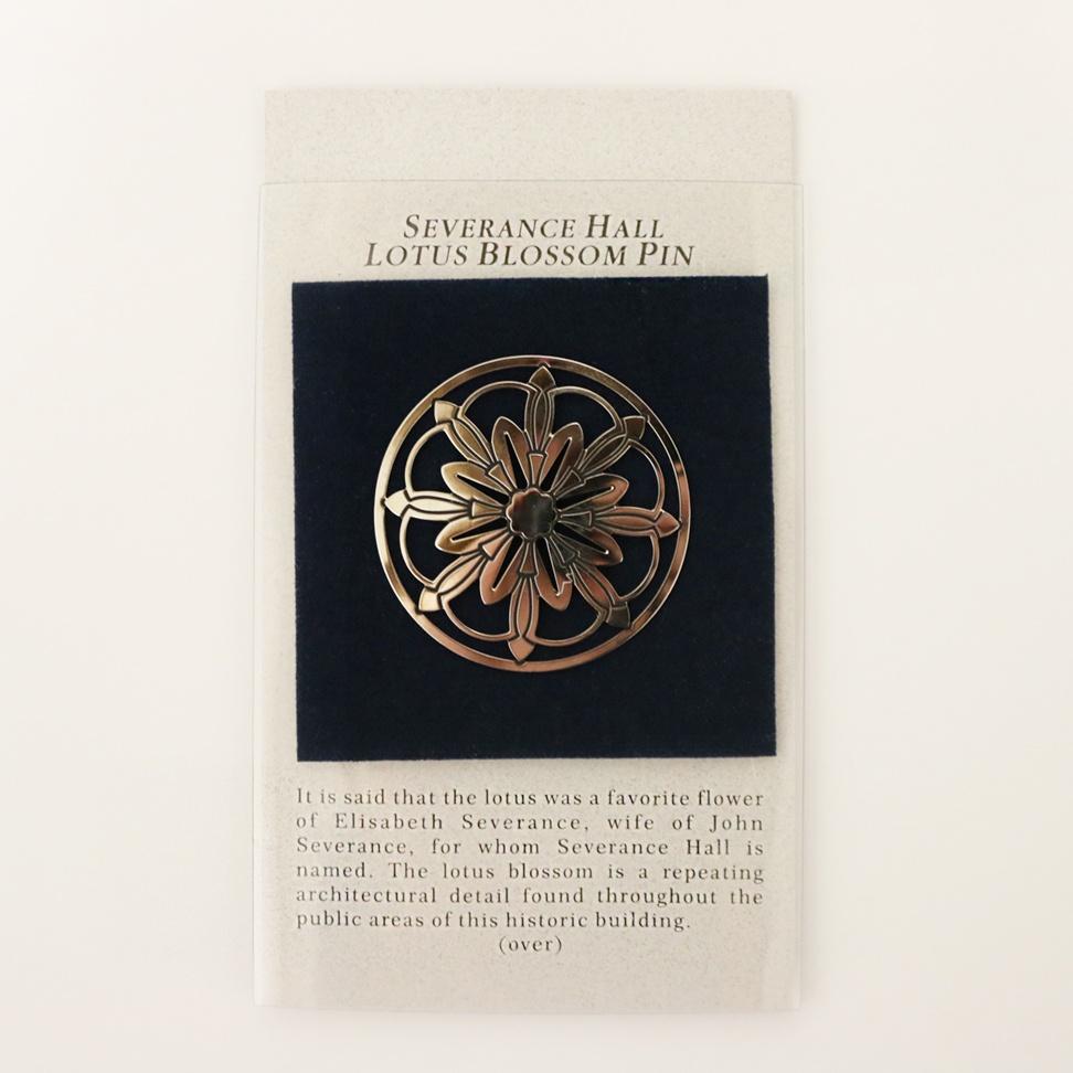 Lotus Blossom Pin