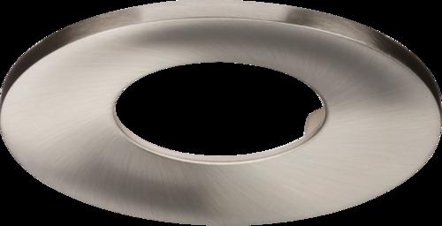 Brushed Chrome Bezel VFR/VFR8 Fixed Downlights