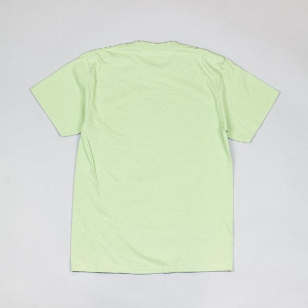 Fucking Awesome Septum Tshirt Pistachio