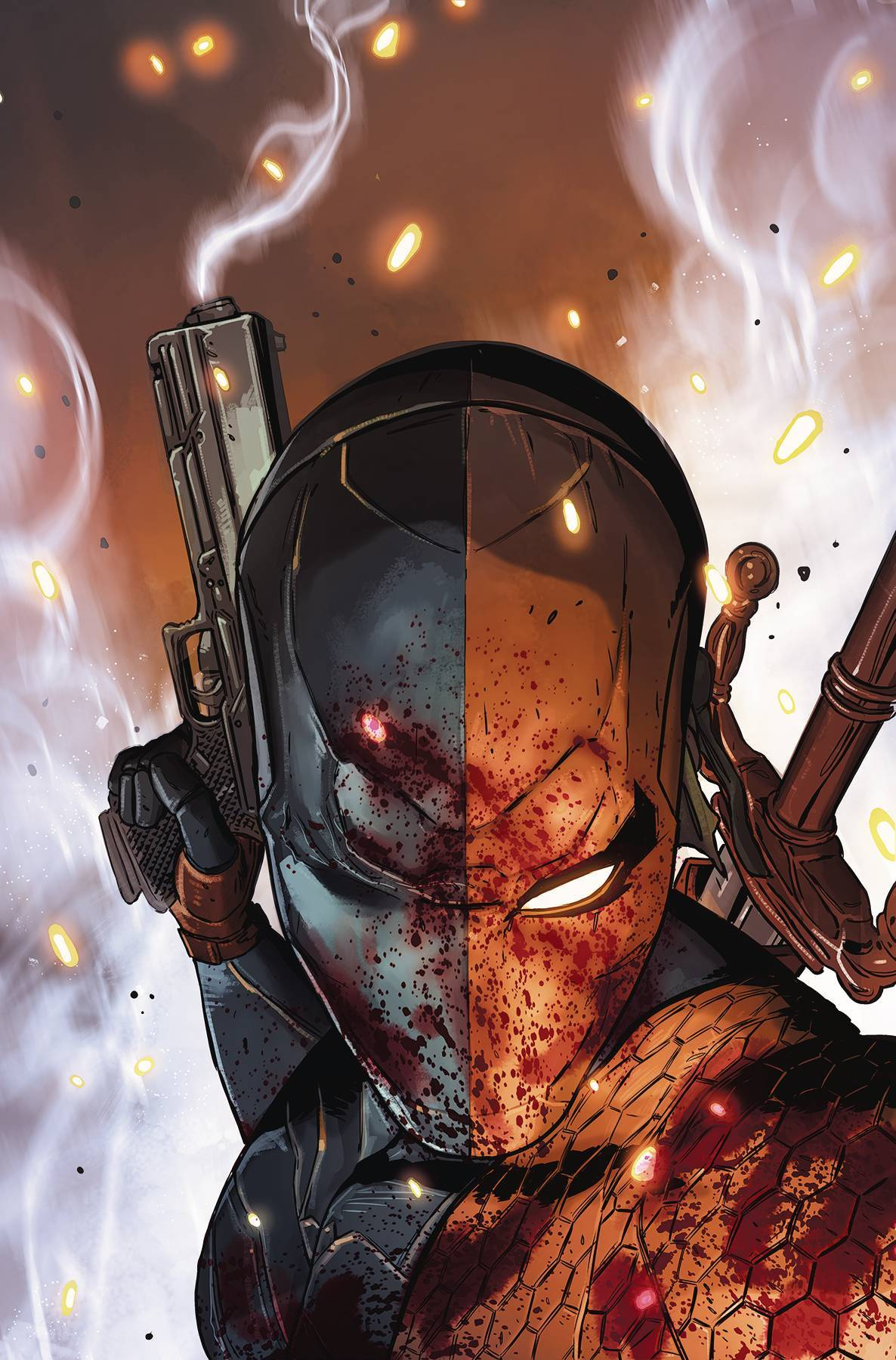 Deathstroke Vol 01 The Professional (Rebirth)