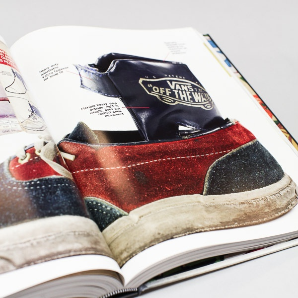 Skateboarding Is Not A Fashion Book