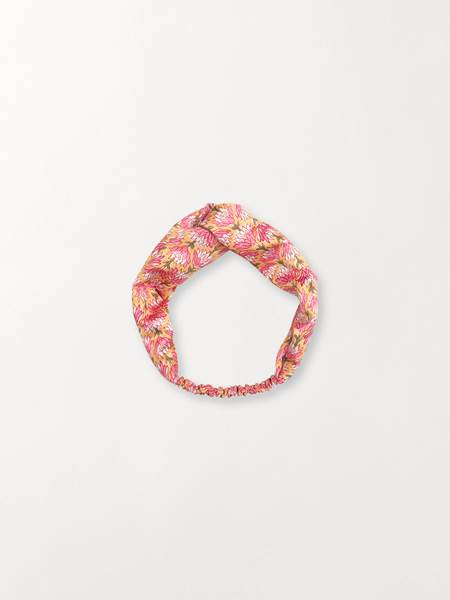 Becksöndergaard Floral Hairband Honey Yellow
