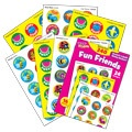 T 83917 FUN FRIENDS STINKY STICKER VAR. PK