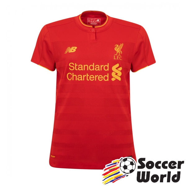 Liverpool F.C Home Jnr SS Jersey 201617
