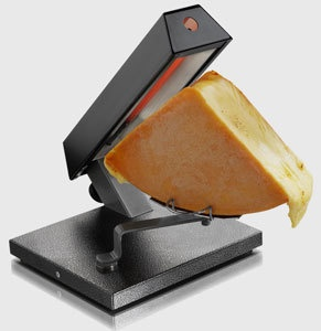 raclette machine rental venissimo cheese. Black Bedroom Furniture Sets. Home Design Ideas