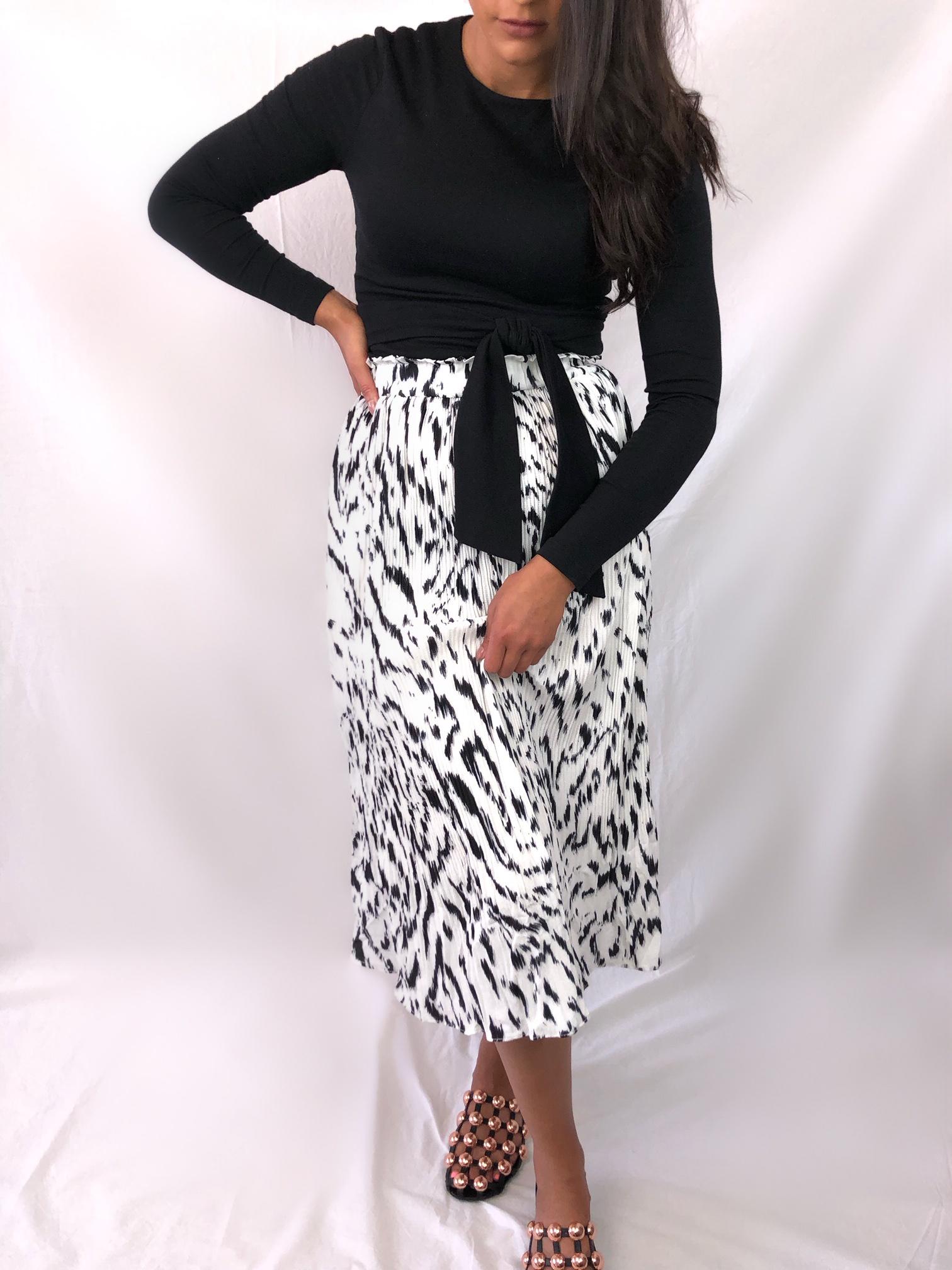 Sahara Midi Skirt
