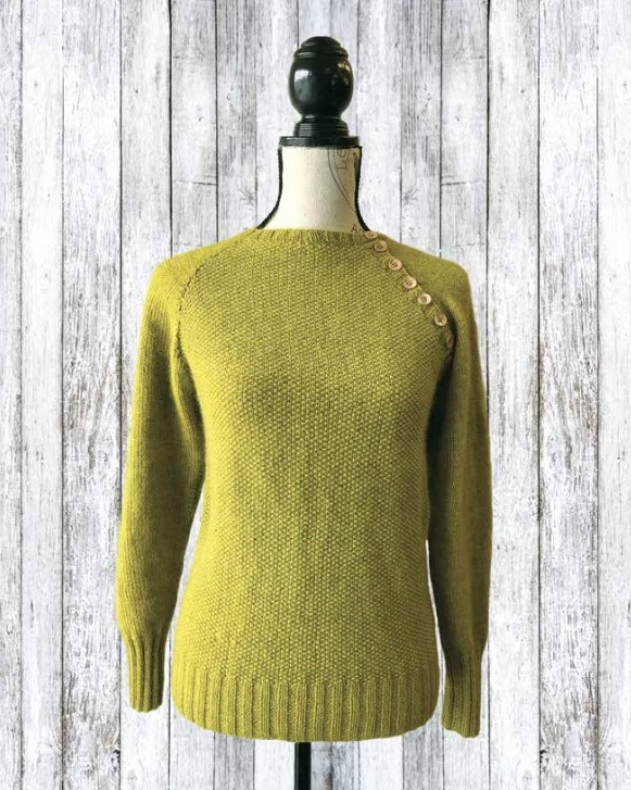 Lowburn Jumper Pattern