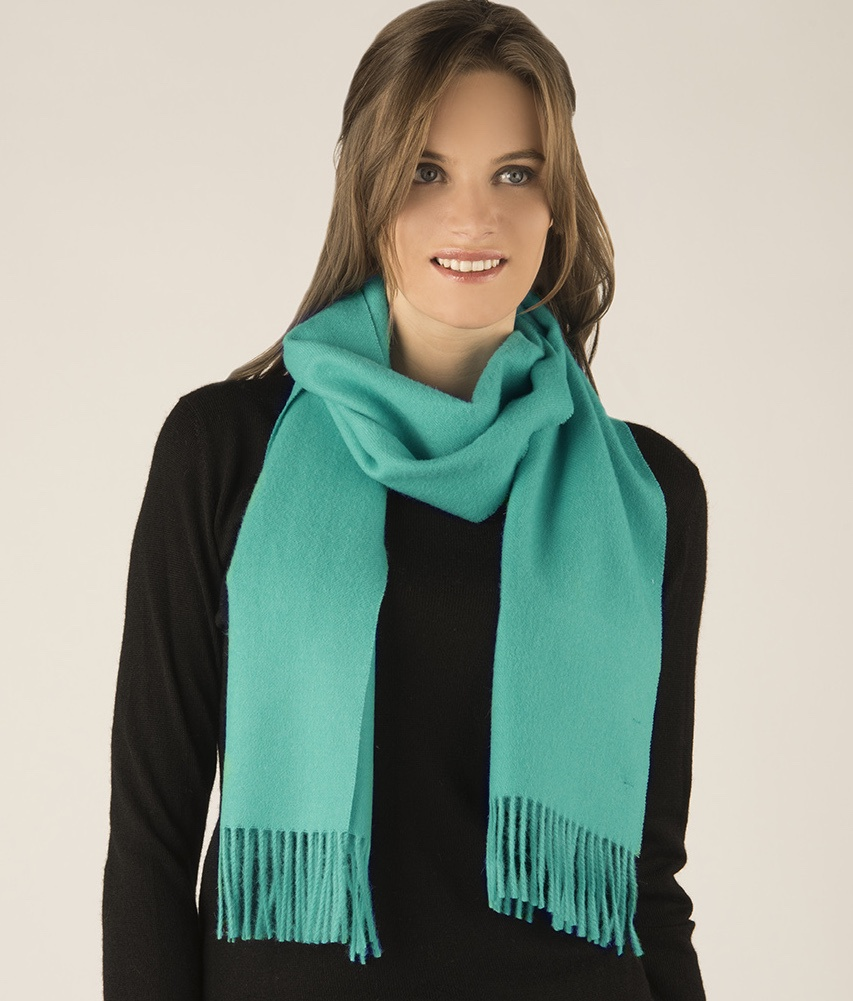 LONG BRUSHED SCARF AZ13489