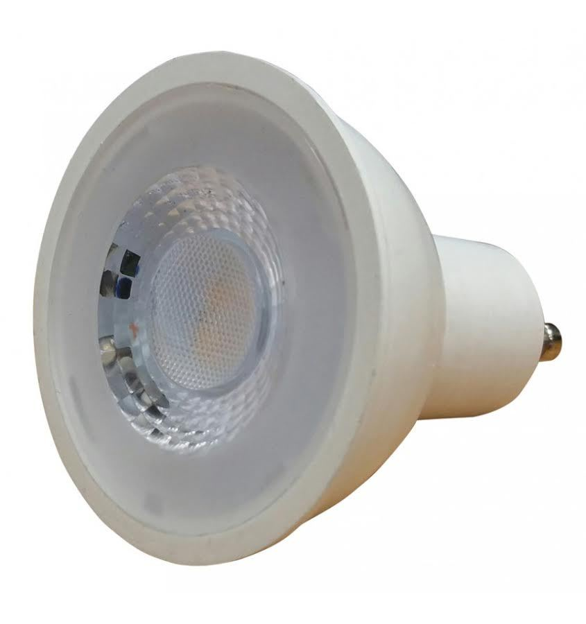 7W Halo COB Dimmable GU10 Cool White