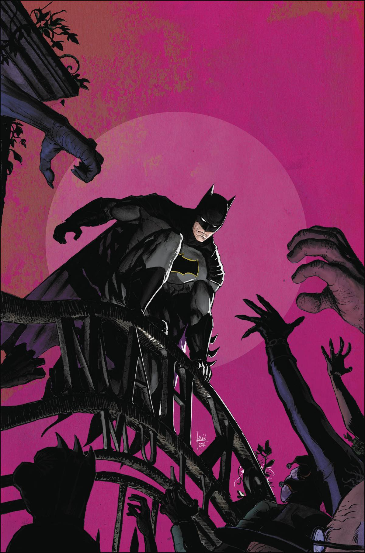 Batman Vol 02 I Am Suicide (Rebirth)