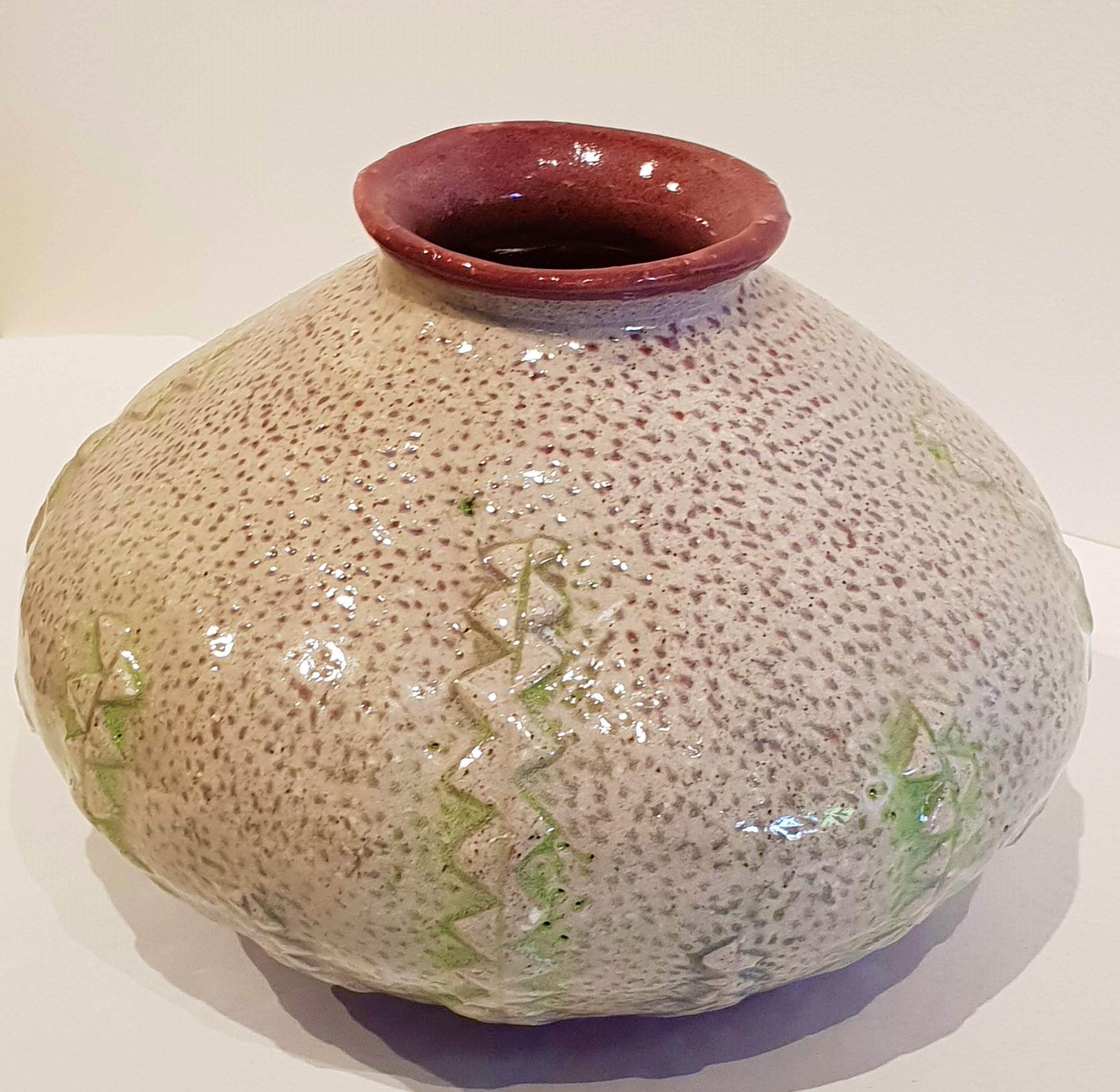 Banksia Leaf Vase