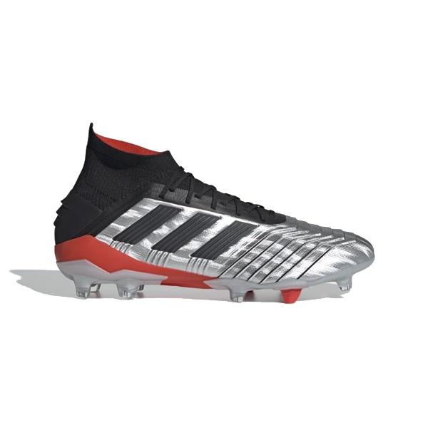 adidas Predator 19.1 FG Silver