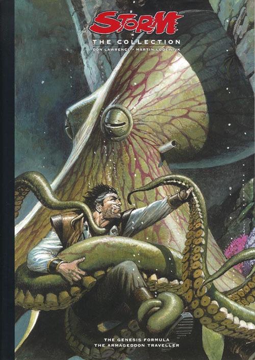 Storm Vol 11 HC Genesis Equation/Armageddon Traveller
