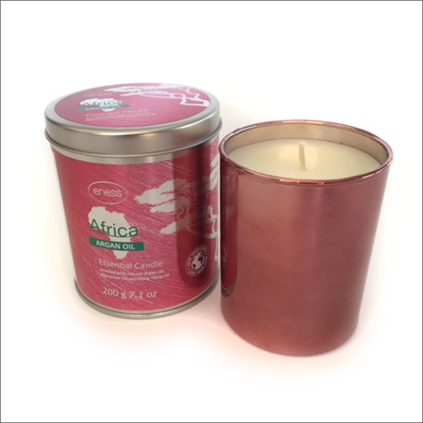 Argan Oil Essential Candle 240gr