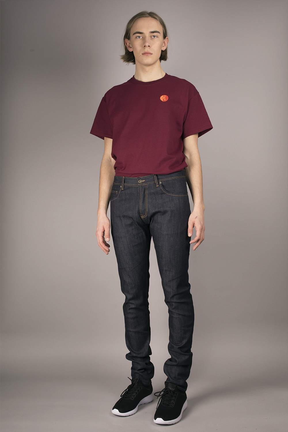 Livid Jeans - Edvard - Dry Comfort Selvedge Image