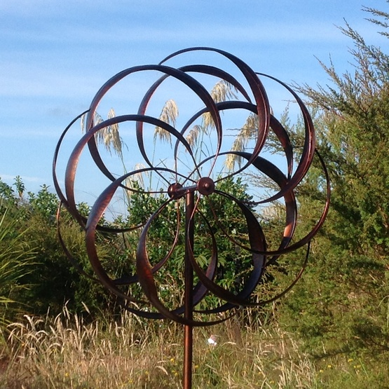 Kaleidescope windsculpture