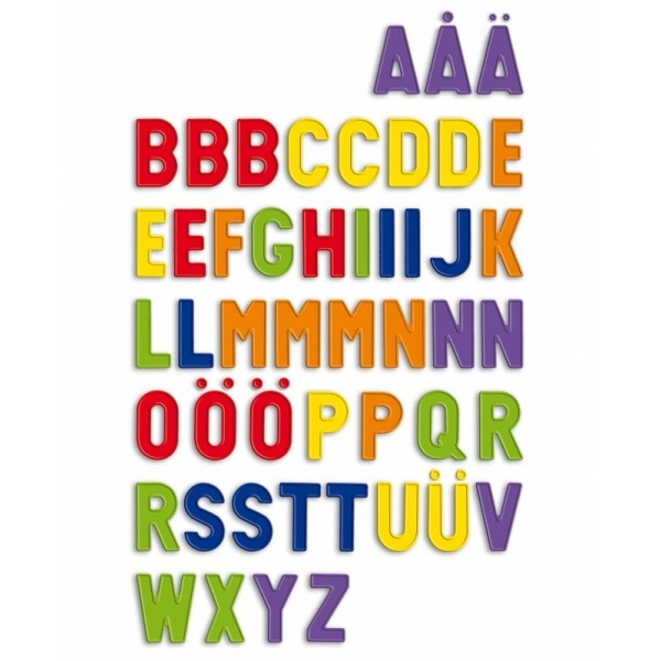 QUERCETTI MAGNET UPPERCASE LETTERS