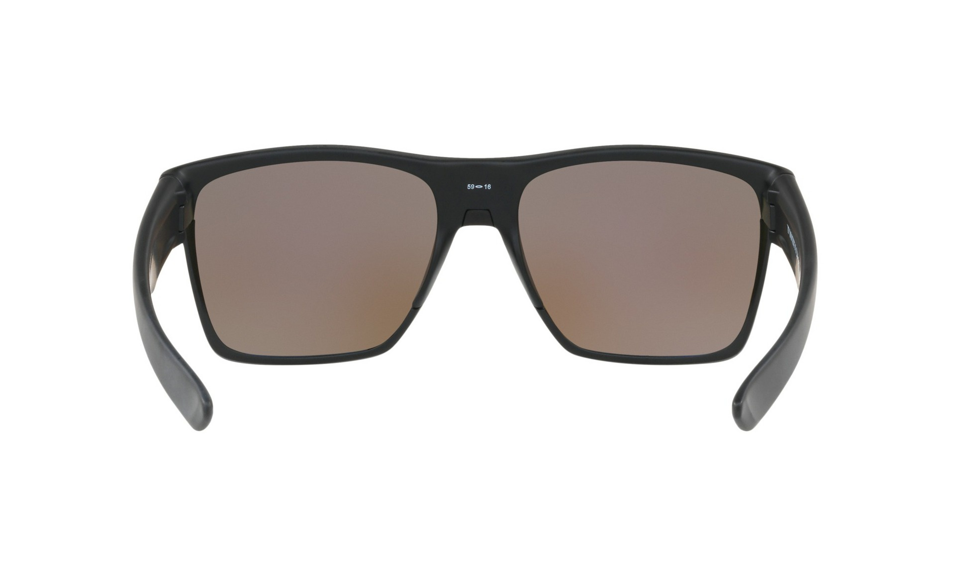 6200d2617a Oakley Two Face XL - Matte Black w Sapphire Iridium Polarized - Out ...