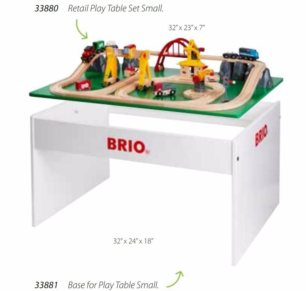 BRIO PLAYTABLE SMALL
